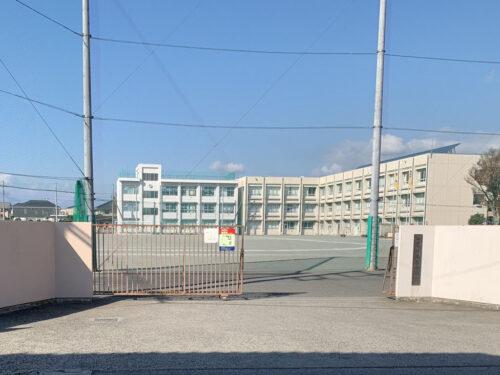 南西中学校